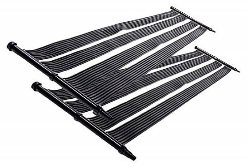 Rechauffeur piscine solaire nemaxx sola rheater u m u for Tapis chauffant piscine