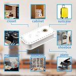 Absorbeur d'Humidité hysure Rechargeable Mini Déshumidificateur Mural, Idéal pour les placards à chaussures, les cabinets, les salles de bain de la marque hysure image 1 produit
