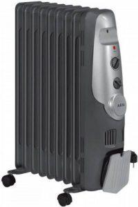 AEG RA5521 Radiateur à Bain d'Huile Électrique 2000W de la marque AEG image 0 produit