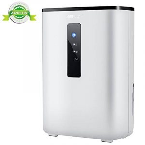 AIRPLUS Déshumidificateur Electrique d'Air Compact 2.5L pour l'Humidité et les Moisissures à la Maison, pour Cuisine, Chambre, Caravane, Bureau, Garage de la marque AIRPLUS image 0 produit