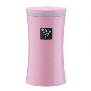 ANFTOP Humidificateur d'air Diffuseur Ultrasonique Electrique usb portable bébé veilleuse air diffuseur pour SPA , Massage , Yoga , Bureau , chambre enfant , bebe Maison , couleur rose de la marque ANFTOP image 0 produit