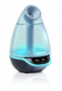 Babymoov Hygro Plus Humidicateur Ultrasonic Silencieux Grande Capacité avec Diffuseur Huiles Essentielles de la marque Babymoov image 0 produit