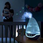 Babymoov Hygro Plus Humidicateur Ultrasonic Silencieux Grande Capacité avec Diffuseur Huiles Essentielles de la marque Babymoov image 1 produit