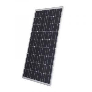 Biard ® - Panneau Solaire Photovoltaïque Monocristallin 100W 12V - Toit Camping Caravane Mobil-Home Bateau - Cadre Gris Argenté de la marque Biard image 0 produit