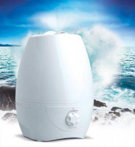 BOREAS, humidificateur d'air, combat les inconvénients d'un air sec de la marque Lanaform image 0 produit