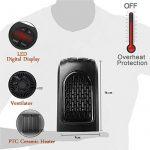 Chauffage céramique soufflant mural => votre comparatif TOP 8 image 2 produit
