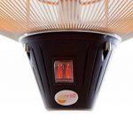 Chauffage extérieur électrique CE09 de la marque outTrade image 1 produit