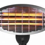 Chauffage Terrasse Parasol Chauffant Électrique 2000W - IPX de la marque Primrose image 2 produit