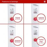 Chauffages électriques ; faites le bon choix TOP 10 image 2 produit