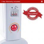 Chauffages électriques ; faites le bon choix TOP 10 image 6 produit