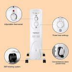 Chauffages électriques ; faites le bon choix TOP 6 image 2 produit