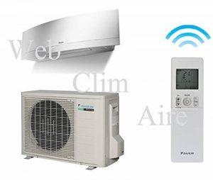 Climatiseur ensemble Daikin EMURA FTXG 35LW Blanc 3,5 kW A+ + / A + + de la marque Web-clim'aire image 0 produit