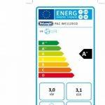 De Longhi PAC we112Eco Climatiseur mobile (Eau de technologie de l'air, max. Puissance de refroidissement 3kW/11500BTU/h, fonction de déshumidification séparée adapté aux pièces jusqu'à 100m³) [Classe énergétique EEK A +] de la marque DeLonghi image 3 produit