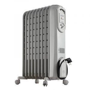 Delonghi V550920 Vento Radiateur bain d'huile de la marque DeLonghi image 0 produit
