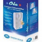 Déshumidificateur Compact Ola avec Réservoir de 1.5 Litre de la marque Prem-i-air image 2 produit