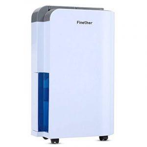 Déshumidificateur d air silencieux, choisir les meilleurs produits TOP 2 image 0 produit