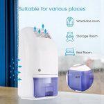 Déshumidificateur d air silencieux, choisir les meilleurs produits TOP 9 image 5 produit