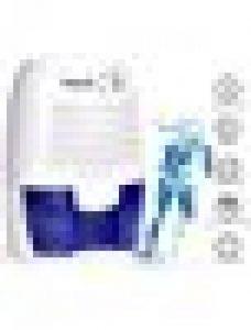 Déshumidificateur Electrique 500ML Réservoir d'eau pour Éliminer Humidité Mini Déshumidificateur d'Air pour Piscine, Cuisine, Chambre, Salles de Bains, Toilettes, Spa Cabinet, Cave Climatiseur Sachet de la marque Youfu image 0 produit