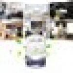 Déshumidificateur Electrique 500ML Réservoir d'eau pour Éliminer Humidité Mini Déshumidificateur d'Air pour Piscine, Cuisine, Chambre, Salles de Bains, Toilettes, Spa Cabinet, Cave Climatiseur Sachet de la marque Youfu image 1 produit
