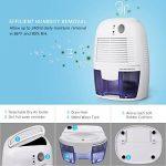 Déshumidificateur humidité : notre comparatif TOP 5 image 1 produit