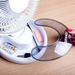 Duronic FN15 Ventilateur personnel de bureau 2 en 1 avec fixation et socle – Idéal pour le bureau de la marque Duronic image 6 produit