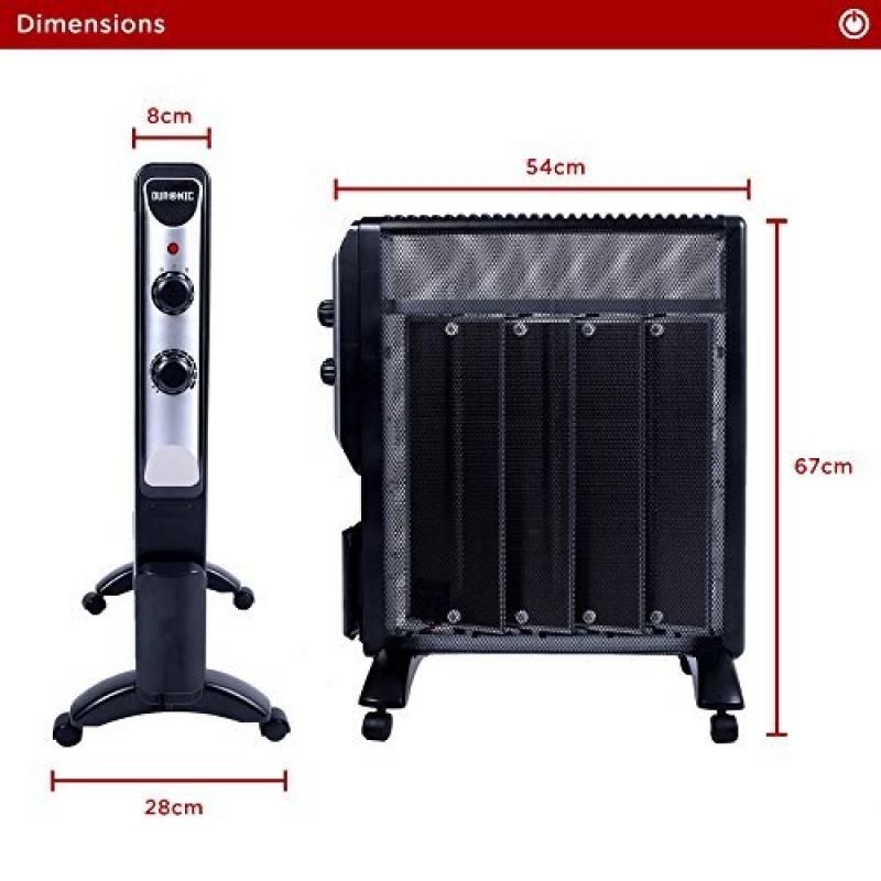 radiateur lectrique roulettes comment trouver les meilleurs mod les pour 2018 chauffage. Black Bedroom Furniture Sets. Home Design Ideas