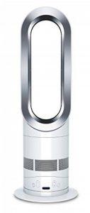 Dyson AM05 Ventilateur et Chauffage Soufflant Technologie Air Multiplier Garantie 2 ans Blanc/Argent de la marque Dyson image 0 produit