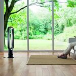 Dyson AM07 Ventilateur sur Pied Technologie Air Multiplier Garantie 2 ans Blanc/Argent de la marque Dyson image 5 produit