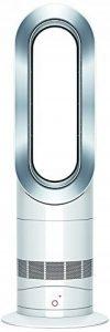 Dyson AM09 Ventilateur et Chauffage Soufflant Technologie Air Multiplier Garantie 2 ans Blanc/Argent de la marque Dyson image 0 produit