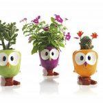 E-my Wetty Humidificateur pour radiateur/Vase, Dolomite, Rose de la marque EMY image 2 produit