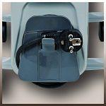 Einhell radiateur à bain d'huile MR 1125/2(2500W, 3niveaux de chauffe, thermostat, 4roulettes pivotantes, enrouleur de câble pratique, poignée intégrée) de la marque Einhell image 3 produit
