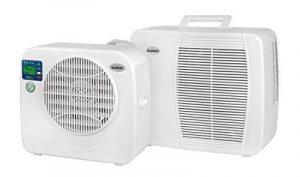 Euromac AC2400Split System Air White–split-system Conditioners (375W, 55dB, 18.5cm, 36cm, 39.5cm, 55dB) de la marque Euromac image 0 produit