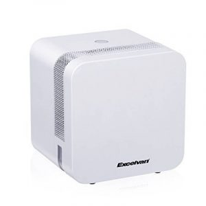 Excelvan EF8831 Mini Déshumidificateur d'Air Semi-Conducteur Purificateur d'Air Faible Bruit 650ml 23W de la marque Excelvan image 0 produit