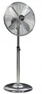 Farelek Arizona Ventilateur sur pied 40 cm Chrome de la marque Farelek image 0 produit