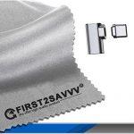 First2savvv 4.3A Type C USB C magnétique adaptateur, Convertisseur de câble en aluminium Type C à Type C Prise de connecteur MagSafe 4.3 A Charge rapide maximale pour MacBook Pro 2017/2016, Samsung Galaxy Note 8 / S8 TYPE C-Macbook-B-11 de la marque first image 5 produit