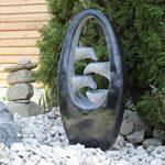 Fontaine de jardin fontaine foscod Ella pour intérieur + extérieur 96cm de la marque Kiom image 1 produit