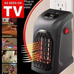 Handy Heater Chauffage d'appoint, 400W portable et puissant mini Fast Heater avec temporisateur programmable de la marque Nifogo image 0 produit