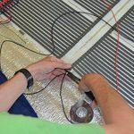 Heating floor - 18m2 Kit de électrique Chauffage au Sol Film Chauffant sous Parquet, Bois ou Stratifé 220W/m2 de la marque Heating Floor image 6 produit