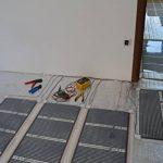 Heating floor - 19m2 Kit de électrique Chauffage au Sol Film Chauffant sous Parquet, Bois ou Stratifé 160W/m2 de la marque Heating Floor image 6 produit