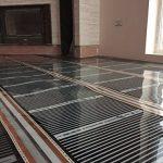 Heating floor - 4m2 Kit de électrique Chauffage au Sol Film Chauffant sous Parquet, Bois ou Stratifé 220W/m2 de la marque Heating Floor image 3 produit
