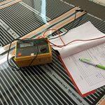 Heating floor - 4m2 Kit de électrique Chauffage au Sol Film Chauffant sous Parquet, Bois ou Stratifé 220W/m2 de la marque Heating Floor image 4 produit