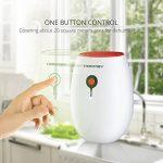 HOMASY 22W Mini Déshumidificateur Portable Sécheur d'Air Silencieux pour 20 m² de la marque HOMASY image 1 produit