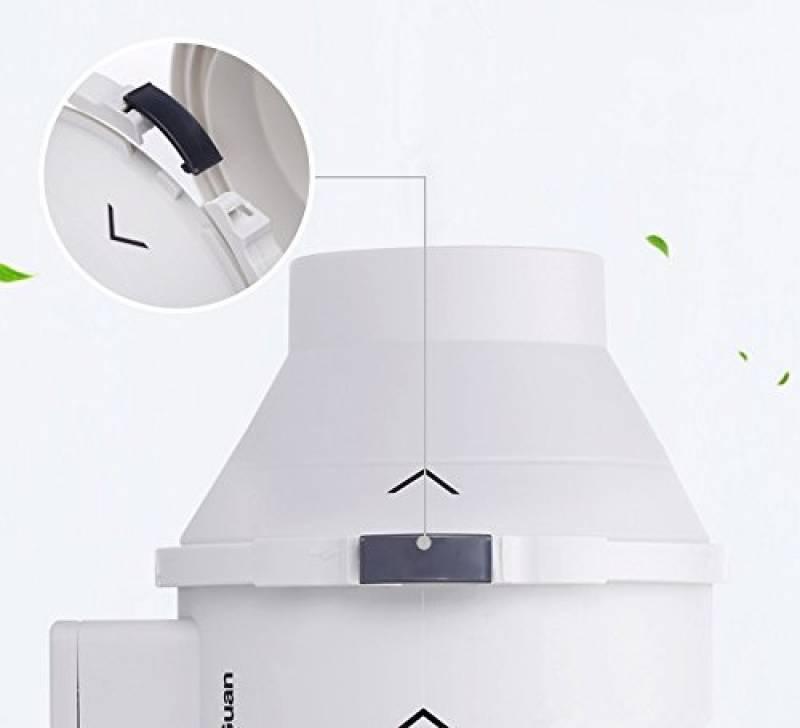 Colonne d air notre comparatif pour 2018 chauffage et for Ventilation pour salle de bain