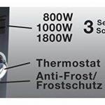 Honeywell HCE890BE Convecteur design 2500 W de la marque Honeywell image 5 produit