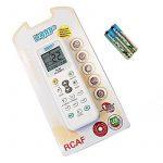 HQRP Télécommande de Climatiseur pour Fujitsu DeLonghi Whirlpool Daikin Toshiba Gree Samsung Sanyo Amcor de la marque HQRP image 1 produit
