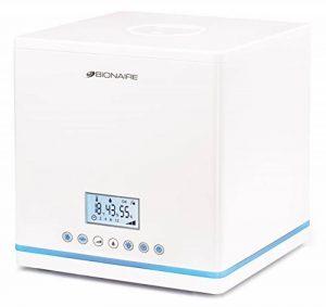 Humidificateur à ultrasons bionaire BU7500–050 numérique de la marque Bionaire image 0 produit