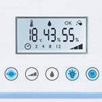 Humidificateur à ultrasons bionaire BU7500–050 numérique de la marque Bionaire image 1 produit