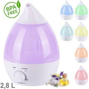Humidificateur bebe 9 - trouver les meilleurs produits TOP 1 image 0 produit