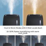 Humidificateur chaud froid faites une affaire TOP 2 image 3 produit