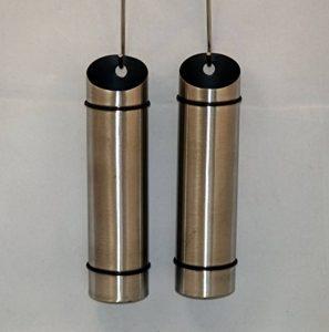 Humidificateur d'air 2pièces en acier inoxydable de la marque Excellent Houseware image 0 produit